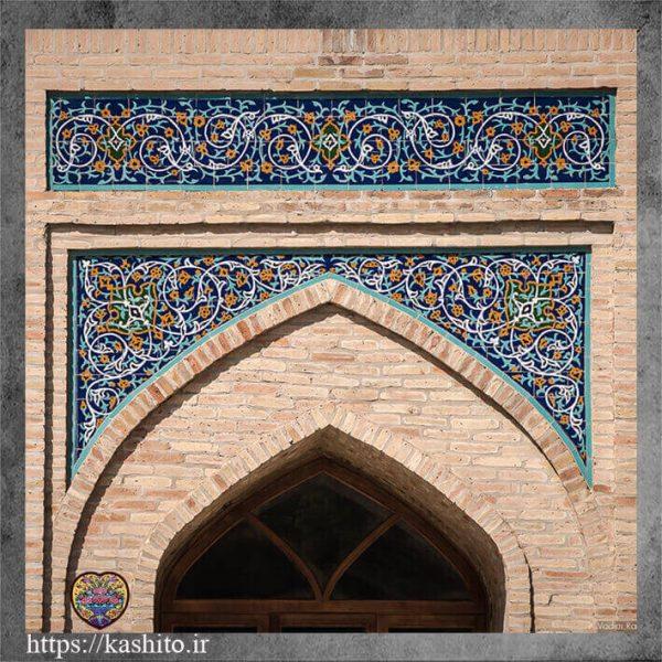 persian decorative tile
