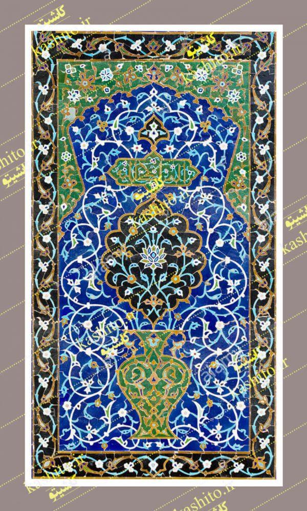 کاشی سنتی تهران