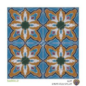 سرامیک ایرانی دست رنگ